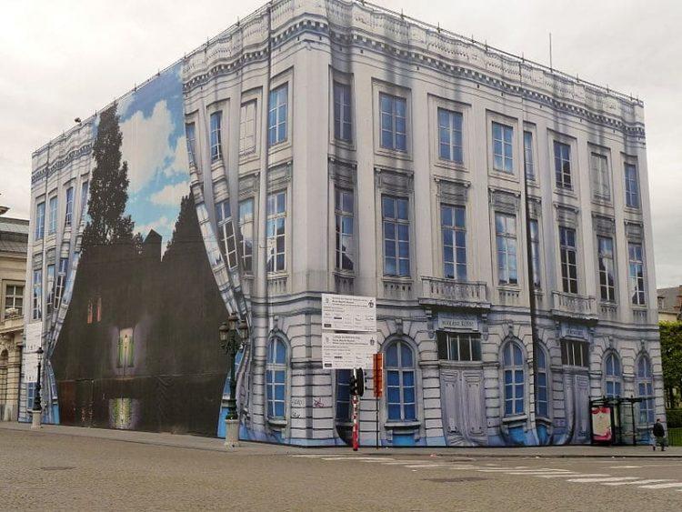 Музей Рене Магритта в Бельгии