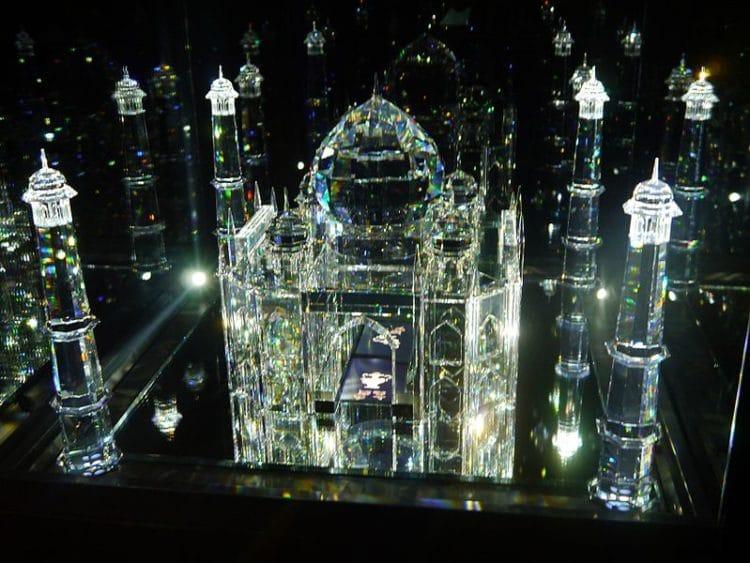 Кристальные миры Swarovski в Австрии