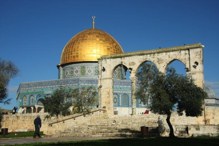 Мечеть аль-Акса в Израиле