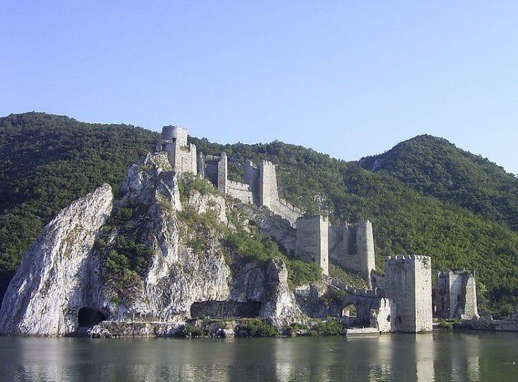 Джердапское ущелье или Железные ворота (г. Оршов)