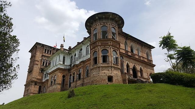 Замок Келли в Малайзии