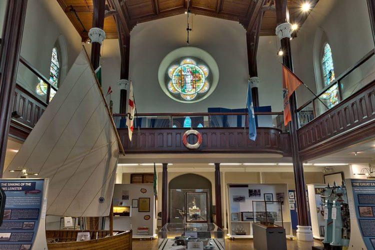 Национальный морской музей Ирландии в Ирландии