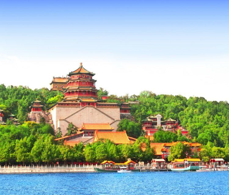 Летний дворец (Ихэюань) в Китае