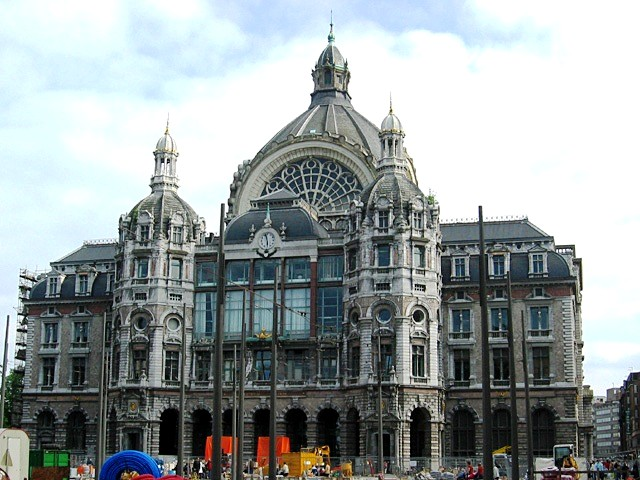 Вокзал Антверпен-Центральный (Антверпен)