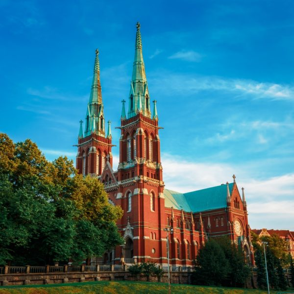 Церковь Святого Иоанна в Финляндии
