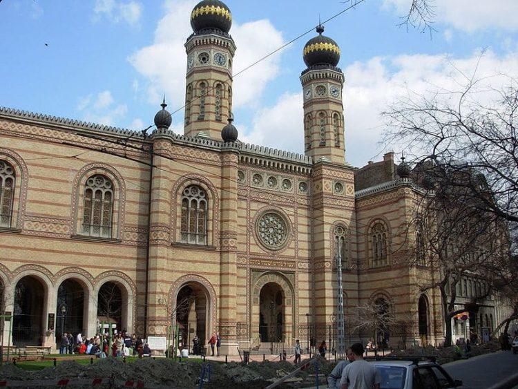 Большая синагога в Венгрии