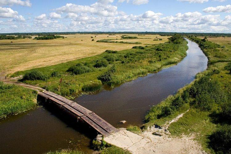 Национальный парк Матсалу в Эстонии