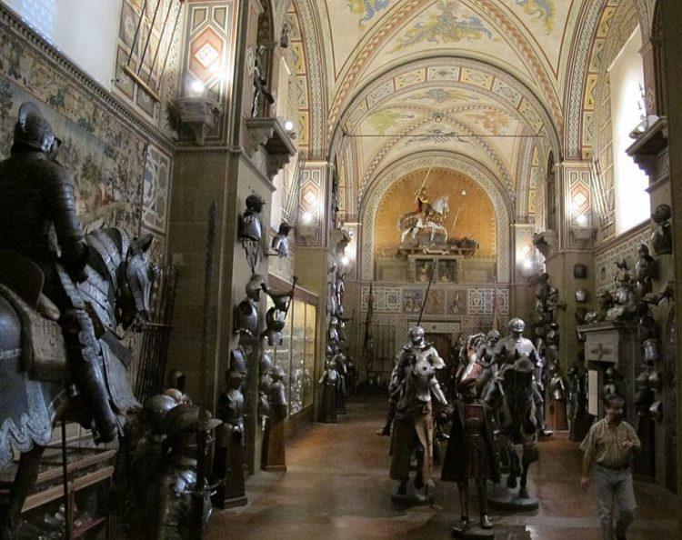Музей Стибберта в Италии