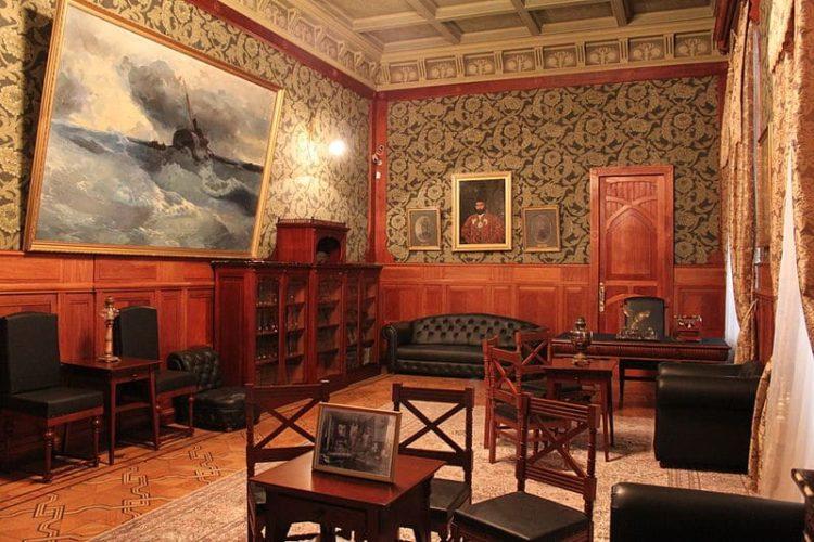 Национальный музей искусств Азербайджана в Азербайджане