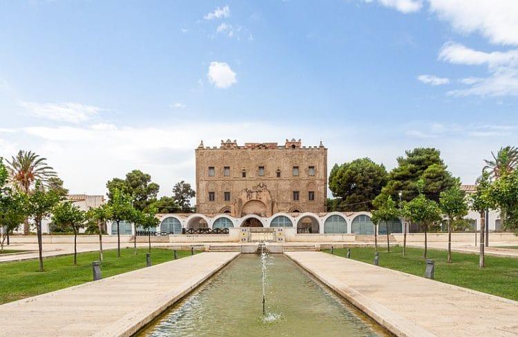 Дворец Циза в Италии