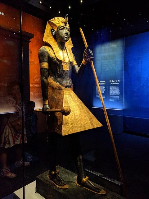 Музей Тутанхамона в Египте