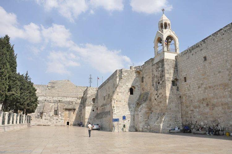Базилика Рождества Христова в Израиле