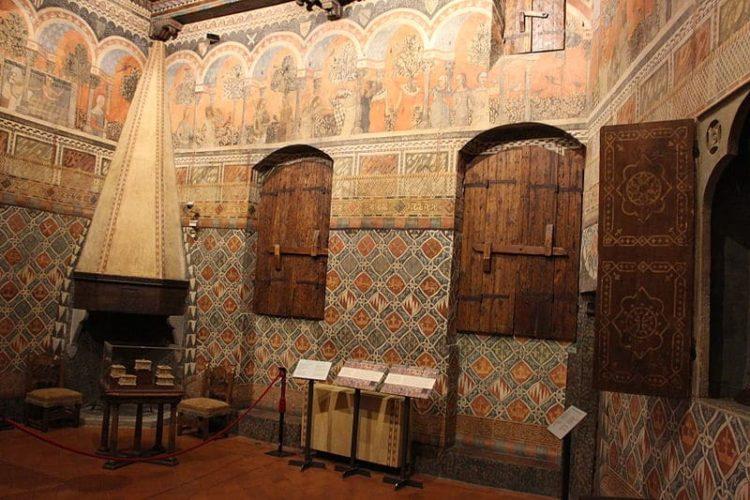 Дворец Даванцати в Италии