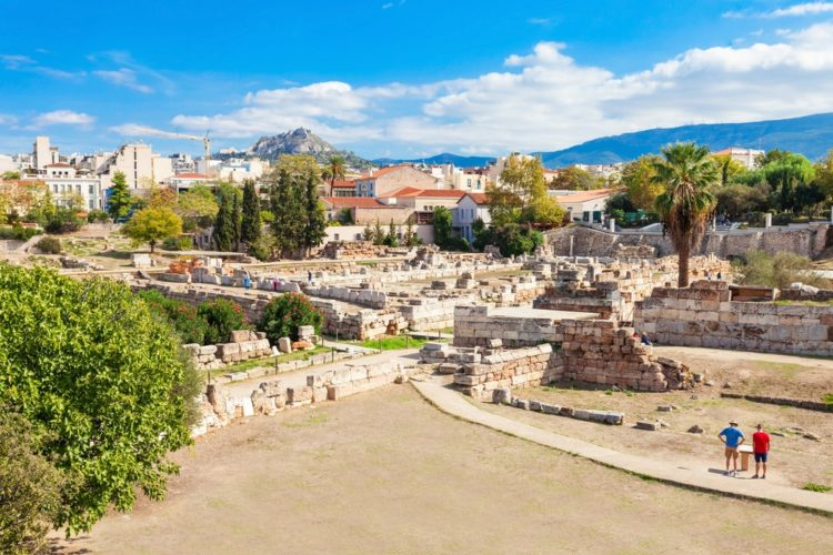 Керамейкос в Греции