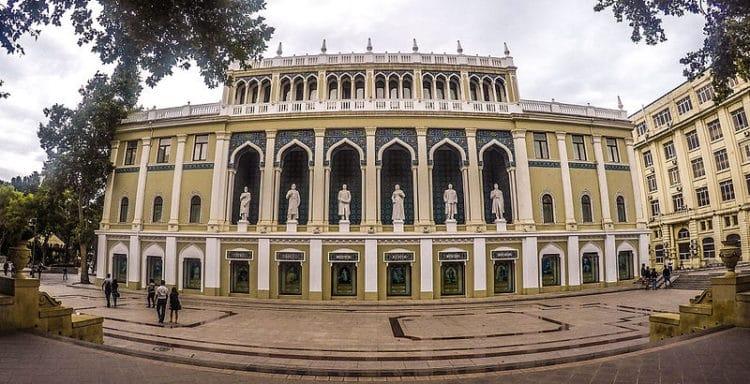Музей азербайджанской литературы в Азербайджане