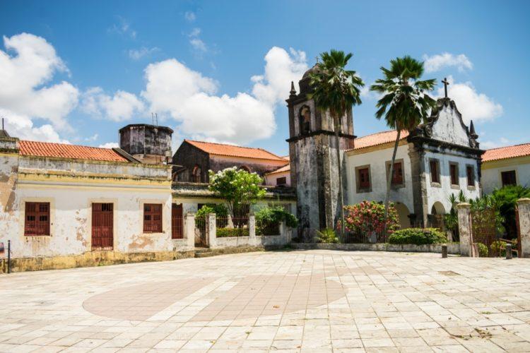 Исторический центр Олинды в Бразилии