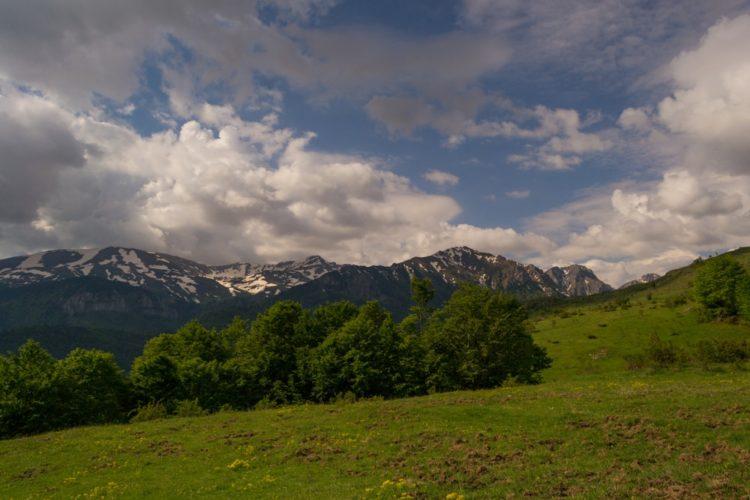 Национальный парк Шар-Планина в Сербии