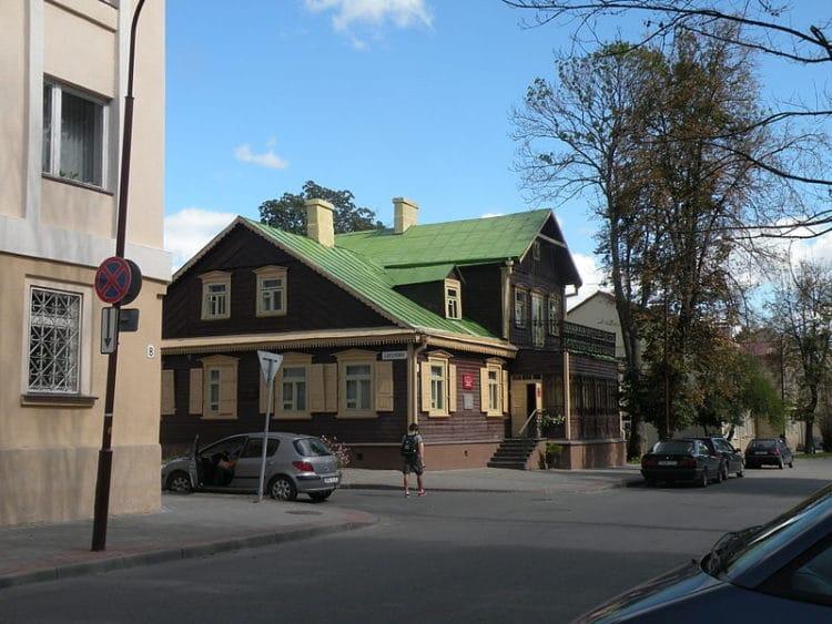 Музей Максима Богдановича - достопримечательности Гродно