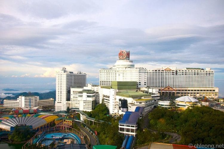 Гентинг Хайлендз в Малайзии