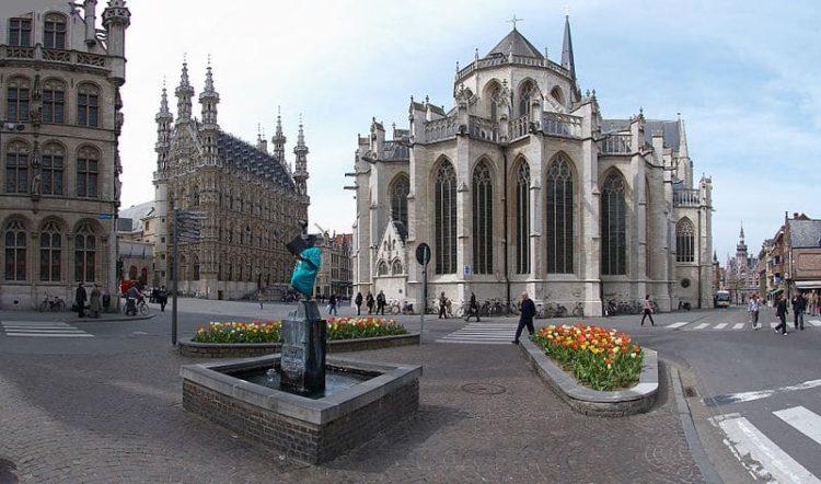 Лёвен в Бельгии