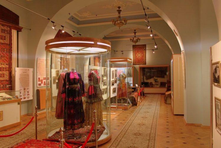 Национальный музей истории Азербайджана в Азербайджане
