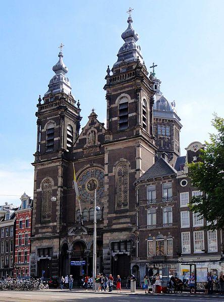 Церковь Святого Николая в Нидерландах