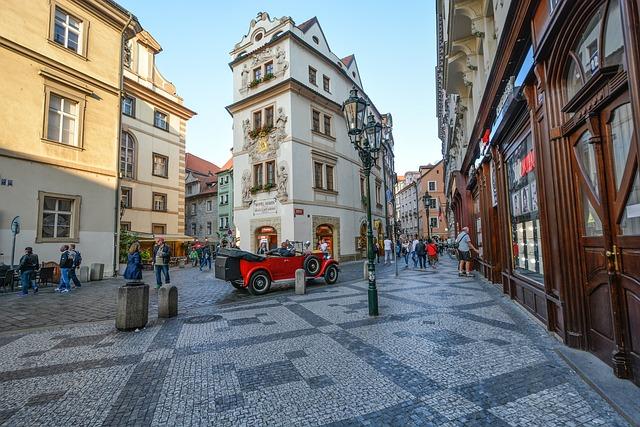 Старе-Место в Чехии