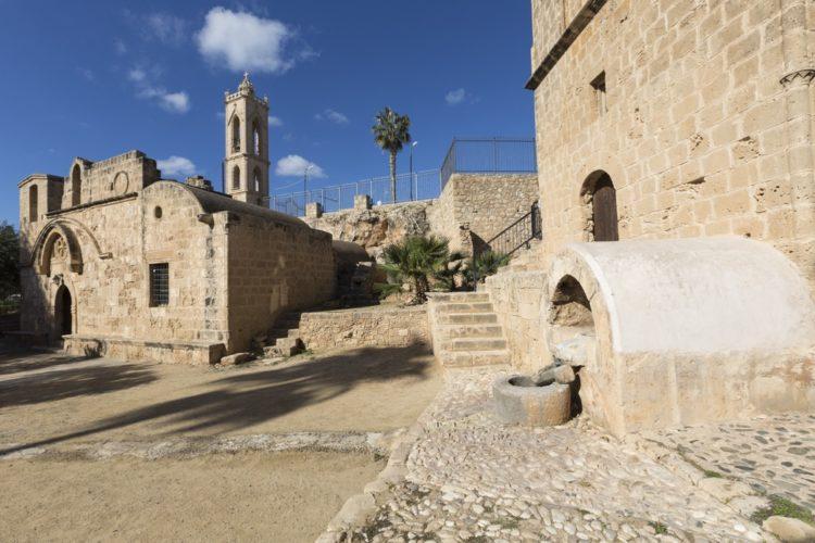 Монастырь Айя-Напа на Кипре