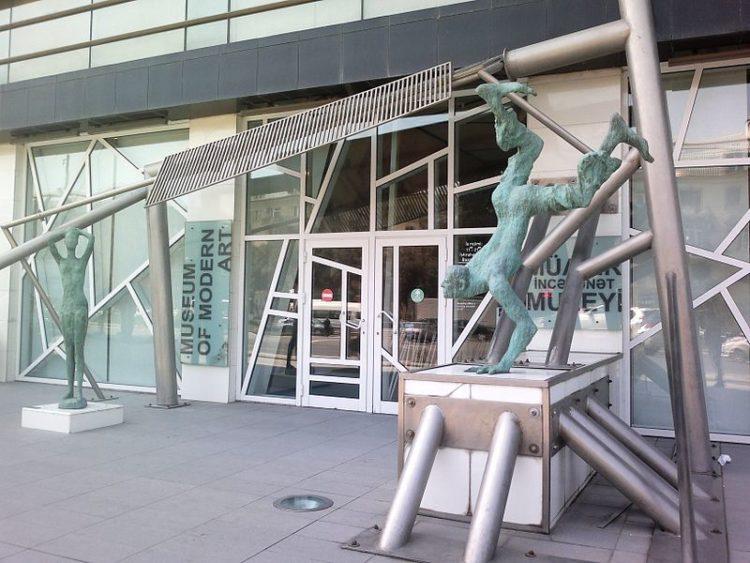 Музей современного искусства в Азербайджане