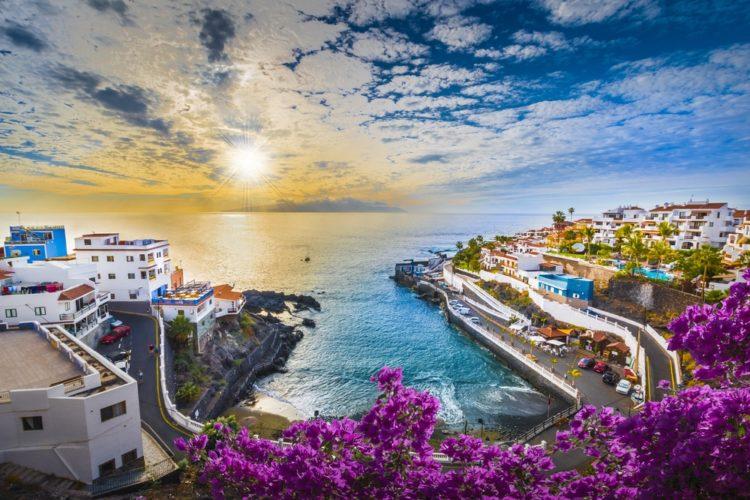 Канарские острова в Испании