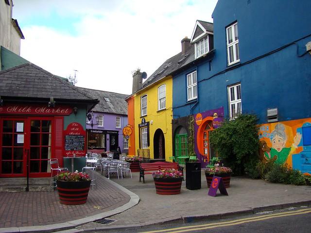 Кинсейл в Ирландии