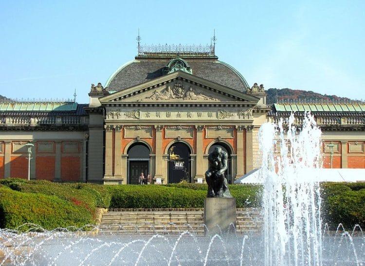 Национальный музей Киото в Японии