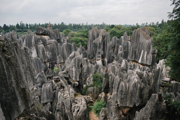 Национальный парк Шилинь в Китае