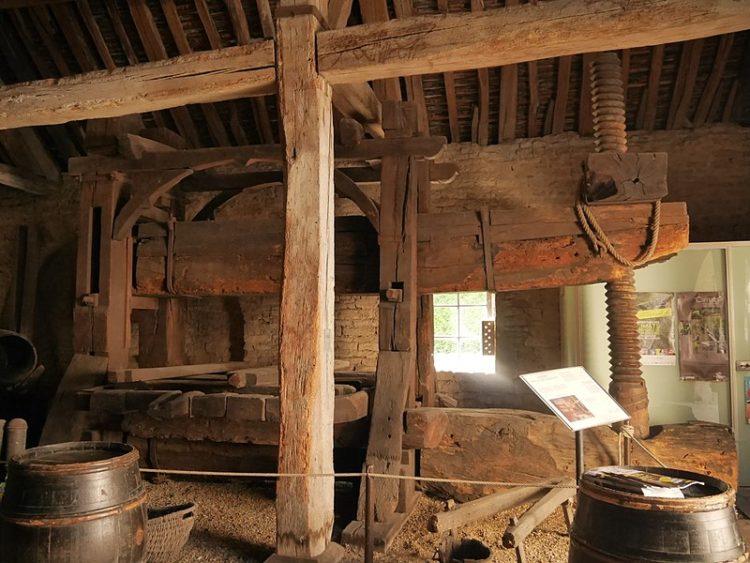 Музей вина во Франции