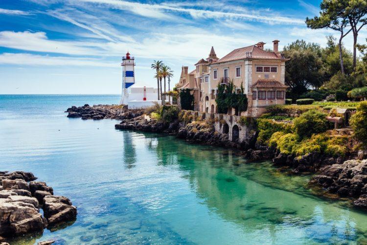 Кашкайш в Португалии