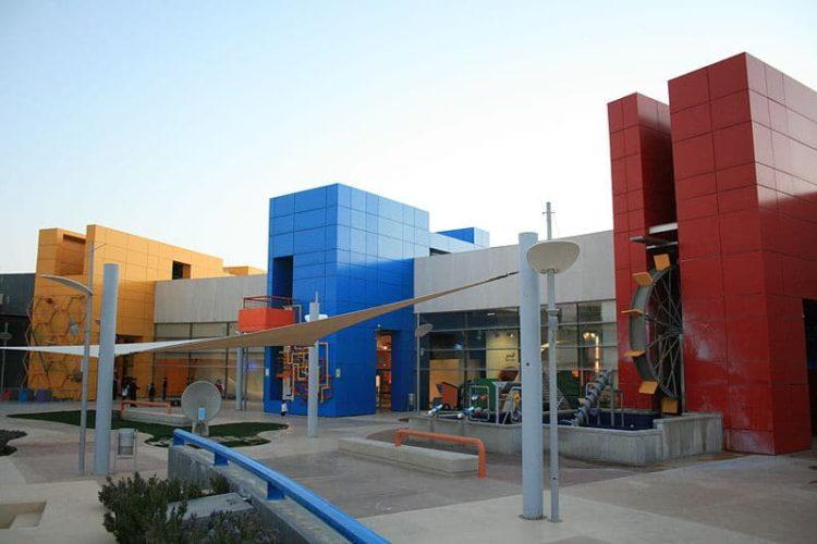 Детский музей Иордании в Иордании