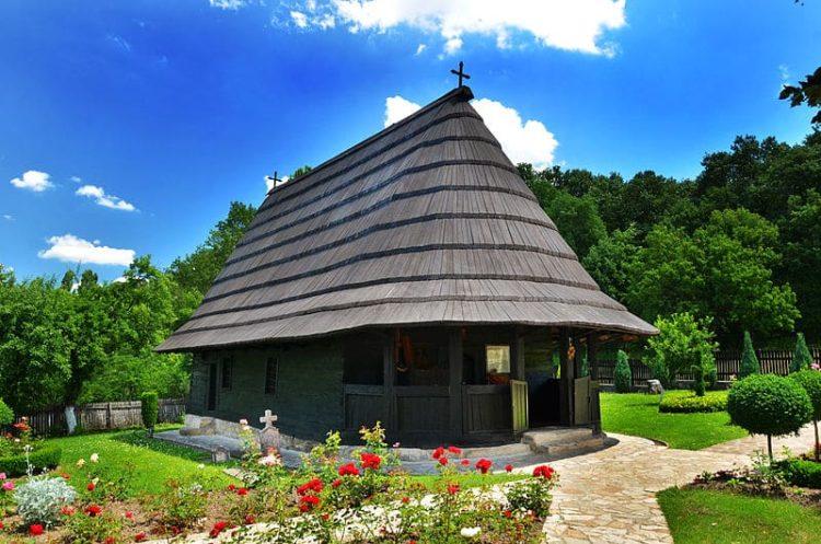 Монастырь Покайница в Сербии