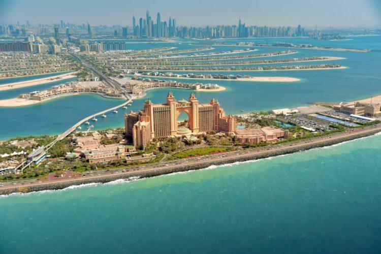 Курортный комплекс Atlantis The Palm в ОАЭ