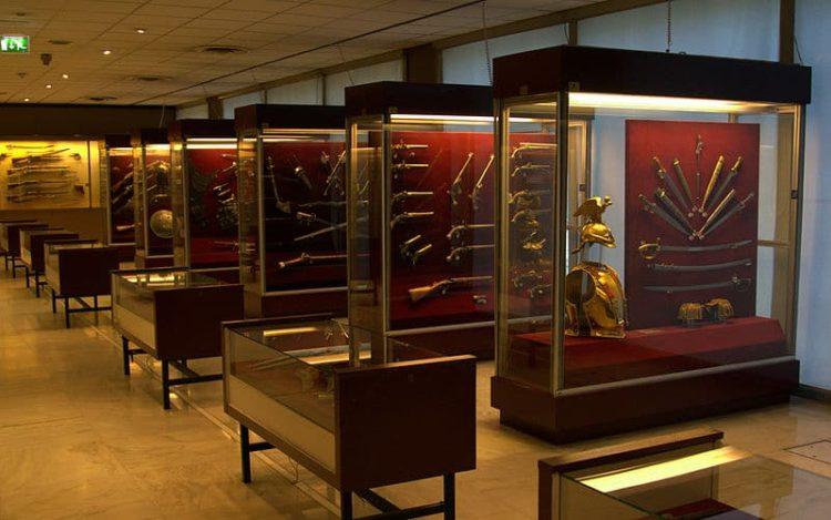 Военный музей в Греции