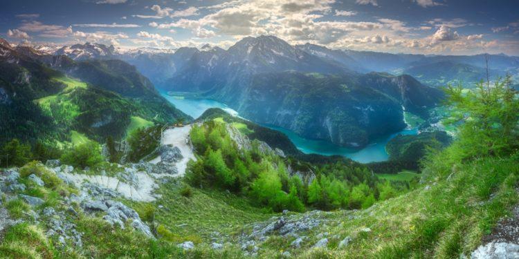 Национальный парк Берхтесгаден в Германии