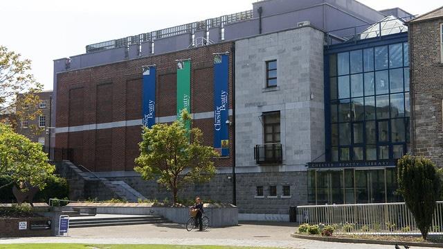 Библиотека Честера Битти в Ирландии