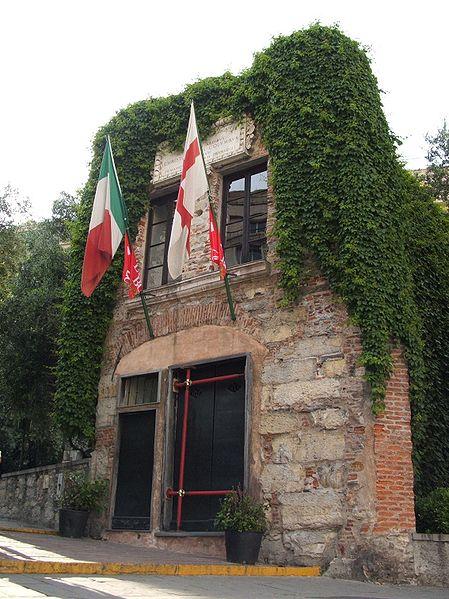 Дом Христофора Колумба - достопримечательности Генуи