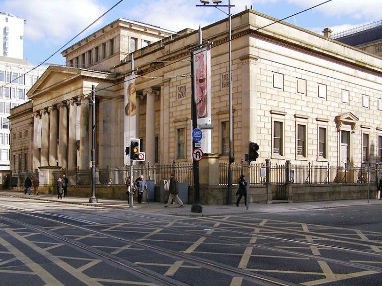Манчестерская художественная галерея в Англии