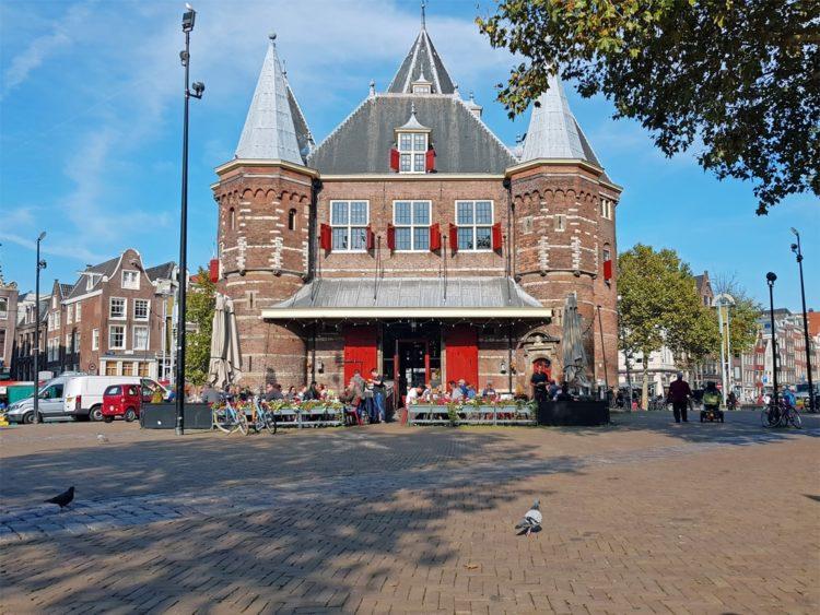 Весовая Палата в Нидерландах