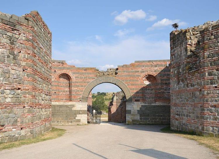 Гамзиград-Ромулиана в Сербии