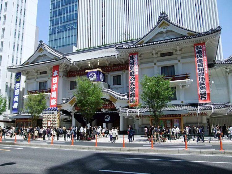 Театр «Кабукидза» в Японии
