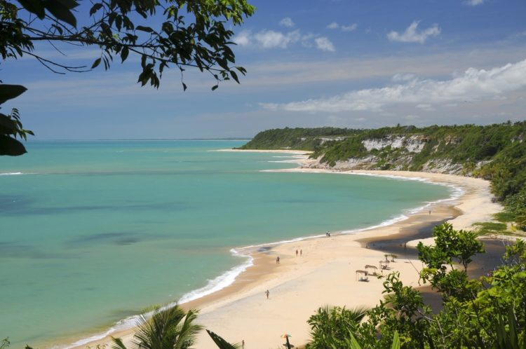 Пляжи Сальвадора в Бразилии