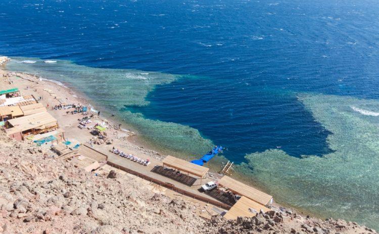 Голубая дыра (Красное море) в Египте