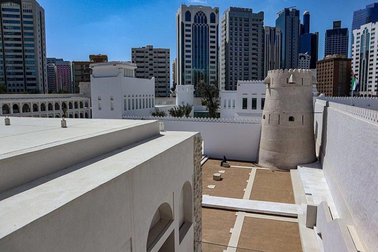 Форт Аль-Хусн в ОАЭ