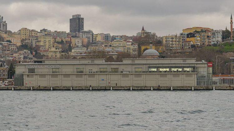 Музей современного искусства в Турции